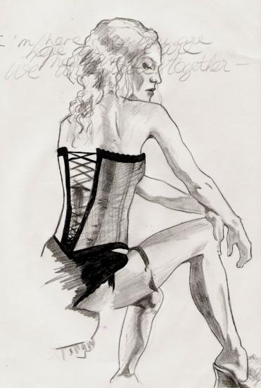 Vanessa Paradis por lily-rosalie